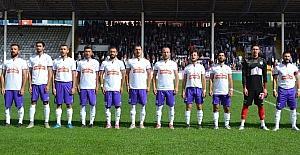 Orduspor'da goller paylaşılıyor