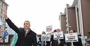 """Osmanlı Ocakları, """"Vatanını değil, dövizini bozdur"""" kampanyası başlattı"""