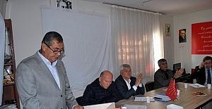 Salihli CHP danışma kurulu toplantısı yaptı