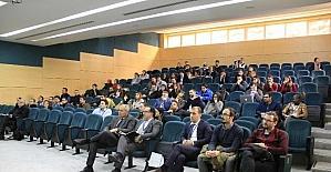 """SAÜ'de """"Elektrikli Araçlar İçin Uygulama Çalıştayı"""" düzenlendi"""