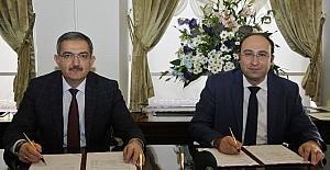 Selçuk Üniversitesi ve KOP'tan uygulamalı eğitimi güçlendirecek imza