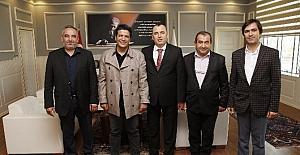 Servisçiler Odası'ndan Başkan Genç'e ziyaret
