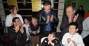 Silopi'de Engelliler Günü etkinliği