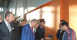 Şırnak Valisi Su, zarar tespit komisyonunu ziyaret etti