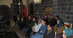 Siverek'te 5 Aralık Dünya Kadın Hakları Günü etkinliği