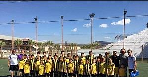 Söke Gençlikspor'dan Futbolcularına Farklı Yöntem