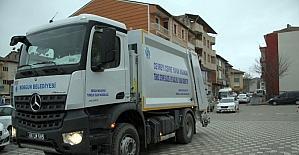 Sorgun Belediyesi araç filosuna güç kattı
