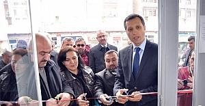 Sorgun Engelliler ve Umut Spor Kulübü'nün hizmet binası açıldı