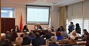 Süleymanpaşa Belediye Meclisi, Aralık ayı olağan meclis toplantısı yapıldı