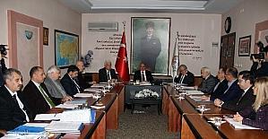 TEKNOPARK A.Ş. ilk yönetim kurulu toplantısını yaptı