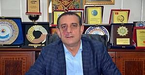 """Tezcan: """"OSB'nin Bitlis'e ekonomik olarak birçok faydası olacak"""""""