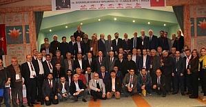 TGK başkanlar kurulu Muğla'da başladı
