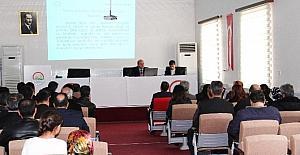 TİD tanıtım ve bilgilendirme toplantısı gerçekleştirildi