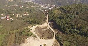 Trabzon İçmesuyu Projesi'nde çalışmalar hızla devam ediyor