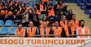 Turuncu Kupa Salon Futbolu Turnuvası sona erdi