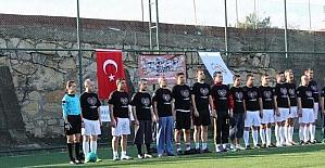 Umurbey'de demokrasi kupası turnuvası düzenlendi