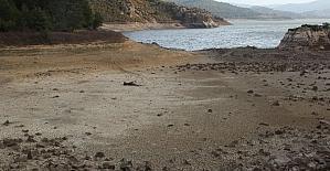 Yağışların barajlara etkisi olmadı