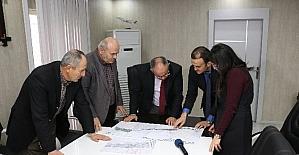 Yahyalı'da 2017 projeleri masaya yatırıldı