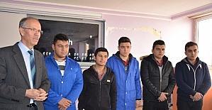 Yozgat 10. Uluslar Arası Robot Yarışması'nda Türkiye 2.'si oldu
