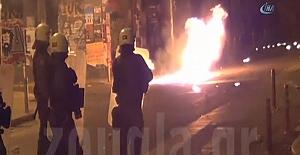Yunanistan sokakları karıştı
