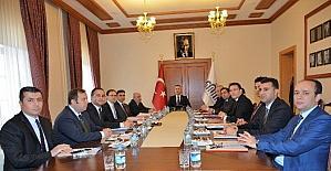 2017 yılının ilk Mülki İdare Amirleri Toplantısı gerçekleştirildi