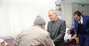 Acar Buhurcular Huzurevini ziyaret etti