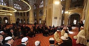 Adana Emniyet Müdürlüğü şehitler için mevlit okuttu