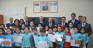 Adana'da 469 bin 809 öğrenci karne aldı