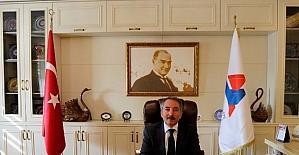 Ağrı İbrahim Çeçen Üniversitesinde devir teslim töreni