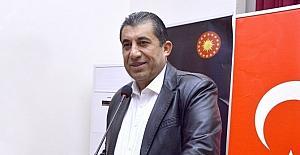 AK Parti Ceylanpınar İlçe Danışma Meclisi Toplantısı Yapıldı