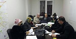 AK Parti Çorum teşkilatları referanduma hazır