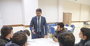 AK Parti Gençlik Kolları, Başkanlık için gençlerle bir araya geliyor