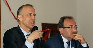 """Aktaş: """"Akdeniz'de kentsel dönüşüm çalışmalarına başlayacağız"""""""