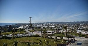 Alanya Konaklı Mahallesi'ne yeni çocuk parkı