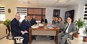 Alaşehir'in projeleri masaya yatırıldı