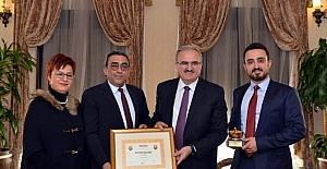 Altın Havan Ödülü Antalya'da