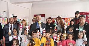 Ardahan'da 21 bin 109 öğrenci karne aldı