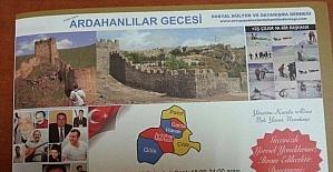 Ardahanlılar İstanbul'da Buluşuyor