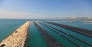 Asrın projesinde Girne ve Dipkarpaz bölgesi içme suyu isale hatları tamamlandı