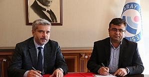 ASÜ, DKKYB ile işbirliği protokolü imzaladı