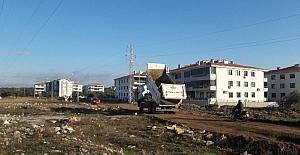 Ayvalık'ta yol onarım çalışmaları hızlandı