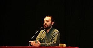 Babamın Kanatları filminin yönetmeni Odunpazarı'nda