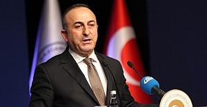 Bakan Çavuşoğlu'ndan Trump'ın yemin törenine ilişkin açıklama