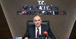 """Bakan Özlü: """"Hedefimiz 2017 yılında Türkiye'deki Ar-Ge Merkezleri sayısını bine çıkartmak"""""""