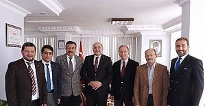 Başkan Ali Çetinbaş: Ticaret Borsası, Kütahya için önemli