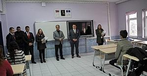 Başkan Bakıcı'dan öğrencilere tatil hediyesi