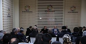Başkan Çolakbayrakdar, Beyazşehir'de vatandaşlarla buluştu