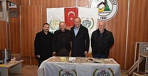 Başkan Keleş'ten Halep'e yardım