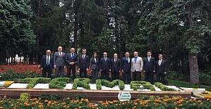 Başkan Mehmet Keleş Yalova'da