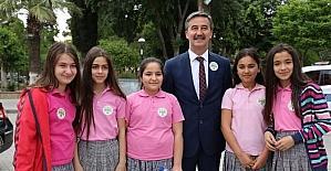 Başkan Şirin tüm öğrencilere iyi tatiller diledi